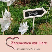 Willkommens-/Namensfeier mit Herz (Angebot in CHF)