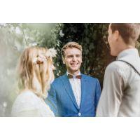 Eure Freie Trauung ist Euer Moment. Eine Zeremonie, in der es um Euch als Paar ganz persönlich geht.