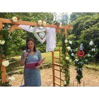 Freie Traurednerin & Hochzeitssängerin