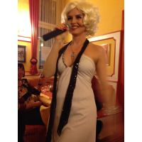 SHOWACTS Marilyn Monroe, Schlager Show, James Bond Show