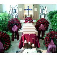 Kränze für Beerdigungen