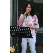 Bild von: Hochzeitsgesang zur Trauung ode als Sängerin mit  DJ zur anschliessenden Weddingparty