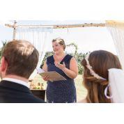 Bild von: Freie Trauung/ Traurednerin/ emotionale und individuelle Trauzeremonien