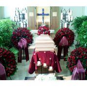 Bild von: Kränze für Beerdigungen