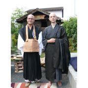 Zen Mönch Alain Lafon