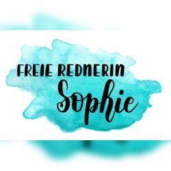 Freie Rednerin Sophie: Freie Trauung, Willkommensfest, Beerdigung