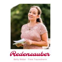Redenzauber - Betty Weber Freie Traurednerin