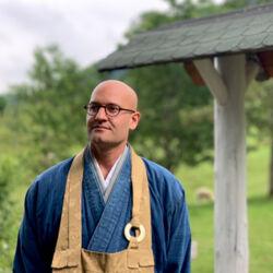 Zen Mönch Reding
