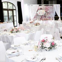 leMariage Dekor  Hochzeitsdekoration
