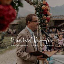 Freier Trauredner München - Reinhard Neuhofer