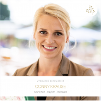 mysource Zeremonien - Conny Krause