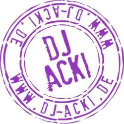 Event & Hochzeits DJ Acki