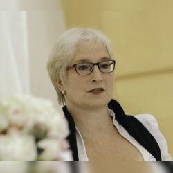 Die Hochzeiterin Michaela Burch